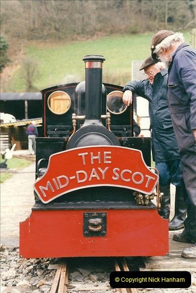 2000-03-10 Rhiw Valley Railway, North Wales.  (6)012