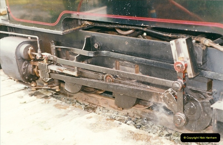 2000-03-10 Rhiw Valley Railway, North Wales.  (7)013