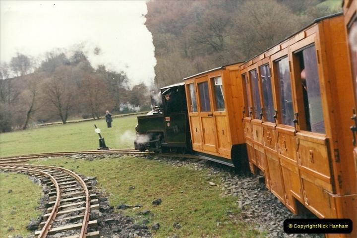 2000-03-10 Rhiw Valley Railway, North Wales.  (9)015