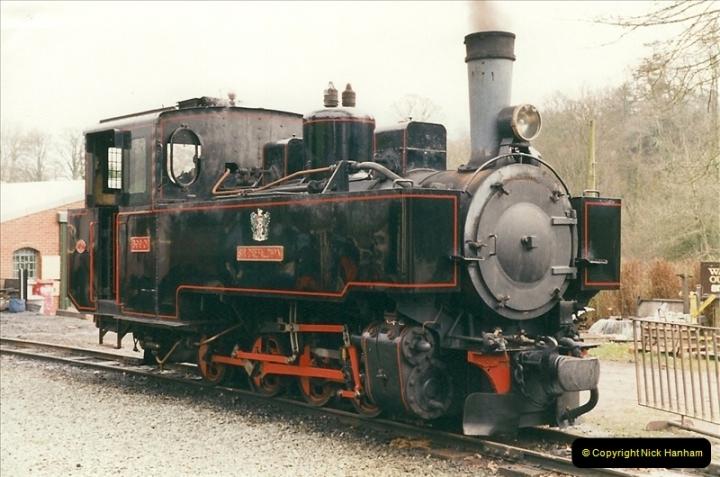 2000-03-10 Welshpool & Llanfair Railway, North Wales.  (2)030