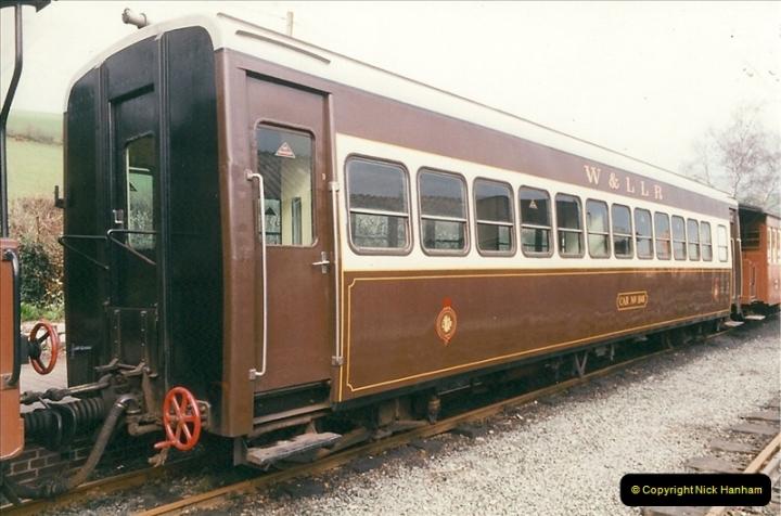 2000-03-10 Welshpool & Llanfair Railway, North Wales.  (21)049