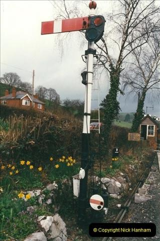 2000-03-10 Welshpool & Llanfair Railway, North Wales.  (24)052