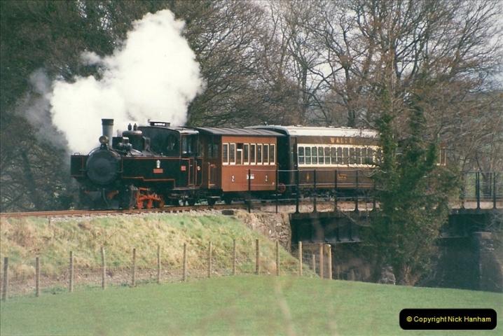 2000-03-10 Welshpool & Llanfair Railway, North Wales.  (25)053
