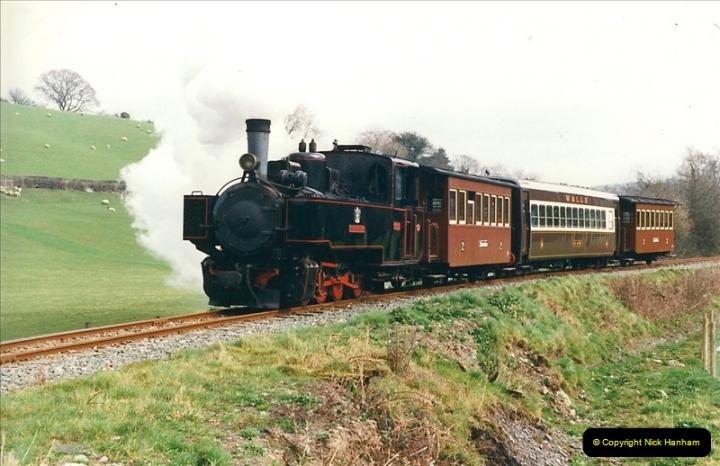 2000-03-10 Welshpool & Llanfair Railway, North Wales.  (27)055