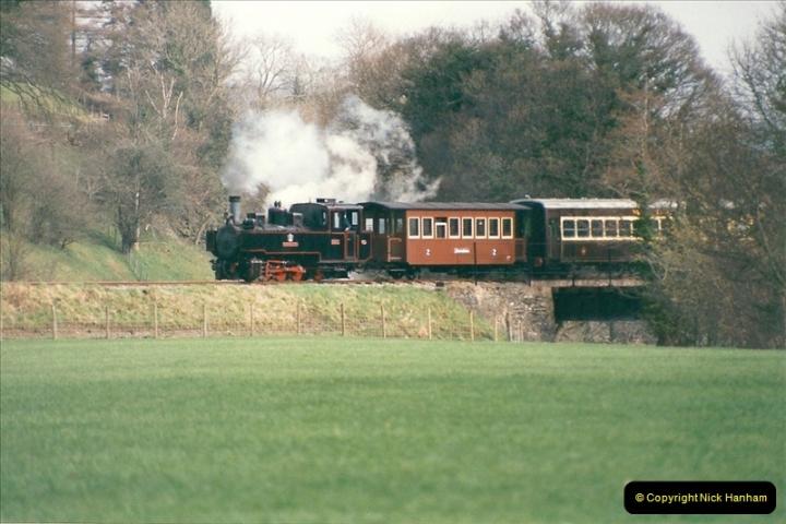 2000-03-10 Welshpool & Llanfair Railway, North Wales.  (28)056