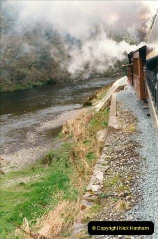 2000-03-10 Welshpool & Llanfair Railway, North Wales.  (30)058