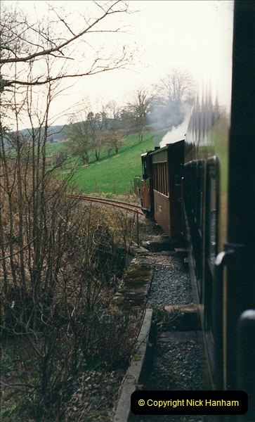 2000-03-10 Welshpool & Llanfair Railway, North Wales.  (32)060