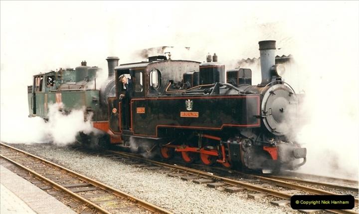 2000-03-10 Welshpool & Llanfair Railway, North Wales.  (6)034