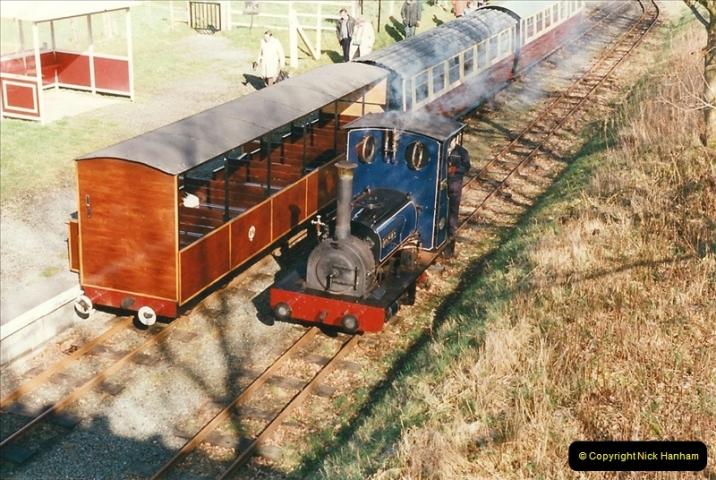 2000-03-11 Bala Lake Railway, North Wales.  (1)065