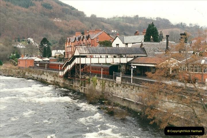2000-03-11 Llangollen Railway, North Wales.  (1)080