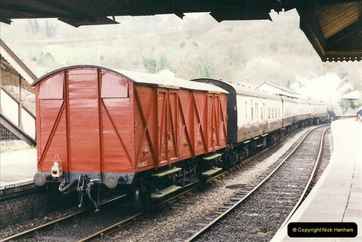2000-03-11 Llangollen Railway, North Wales.  (11)090