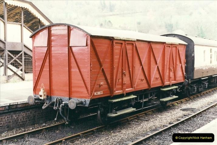 2000-03-11 Llangollen Railway, North Wales.  (12)091