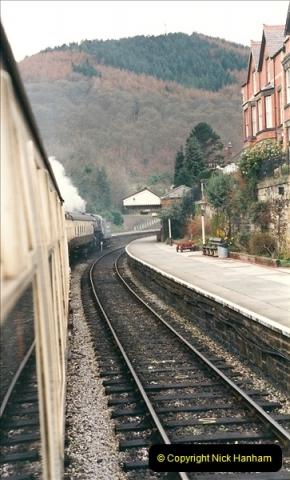 2000-03-11 Llangollen Railway, North Wales.  (14)093