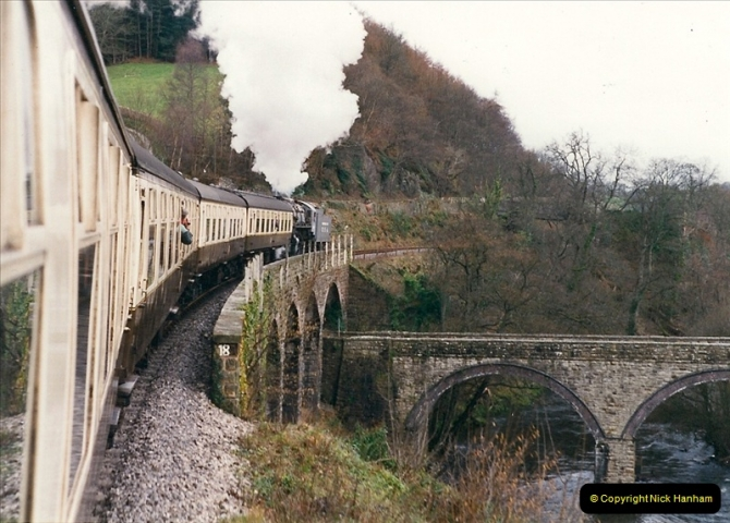 2000-03-11 Llangollen Railway, North Wales.  (17)096