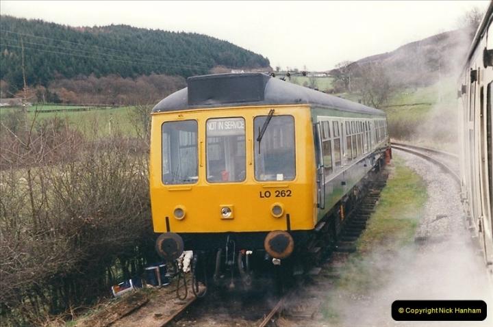 2000-03-11 Llangollen Railway, North Wales.  (18)097