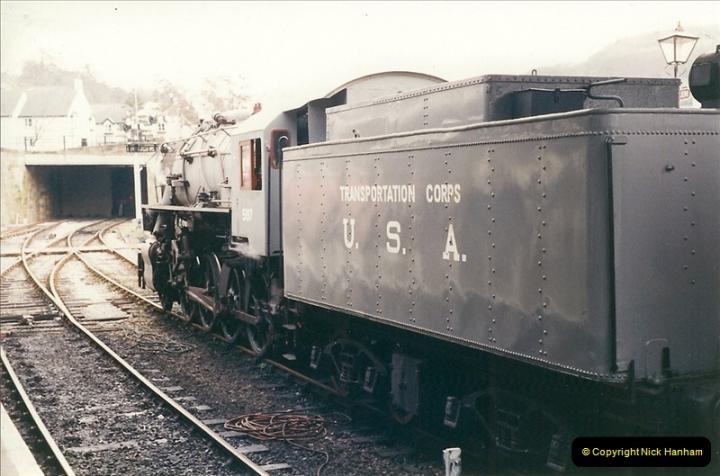 2000-03-11 Llangollen Railway, North Wales.  (27)106