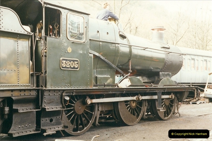 2000-03-11 Llangollen Railway, North Wales.  (29)108