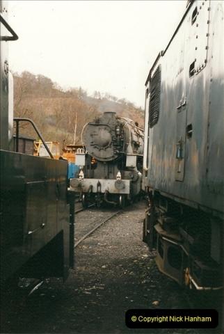 2000-03-11 Llangollen Railway, North Wales.  (37)116