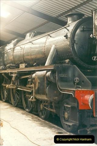 2000-03-11 Llangollen Railway, North Wales.  (40)119