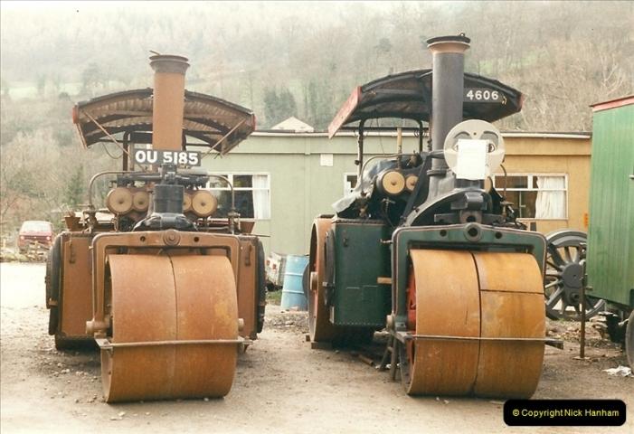 2000-03-11 Llangollen Railway, North Wales.  (53)132