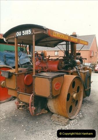 2000-03-11 Llangollen Railway, North Wales.  (55)134