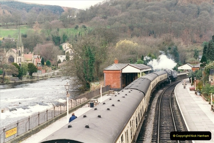 2000-03-11 Llangollen Railway, North Wales.  (6)085