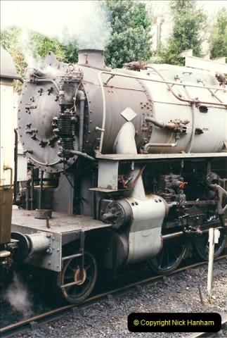 2000-03-11 Llangollen Railway, North Wales.  (8)087