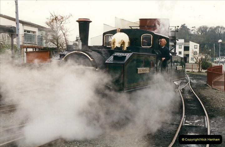 2000-03-12 Ffestinog Railway, North Wales.  (1)136