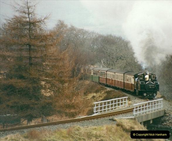 2000-03-12 Ffestinog Railway, North Wales.  (15)150
