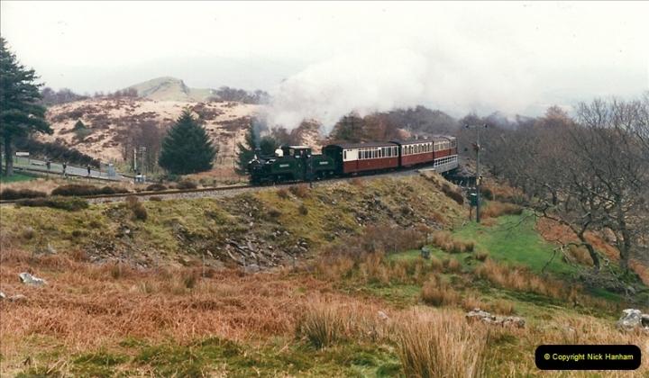 2000-03-12 Ffestinog Railway, North Wales.  (17)152