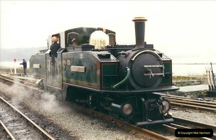 2000-03-12 Ffestinog Railway, North Wales.  (2)137
