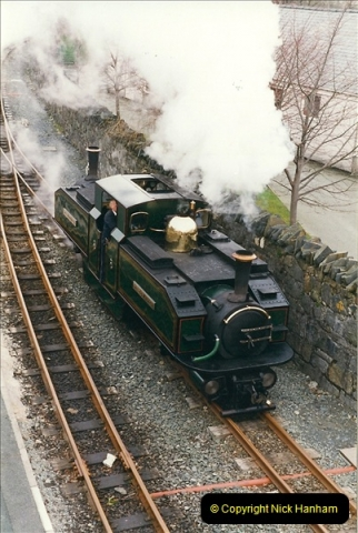 2000-03-12 Ffestinog Railway, North Wales.  (23)158