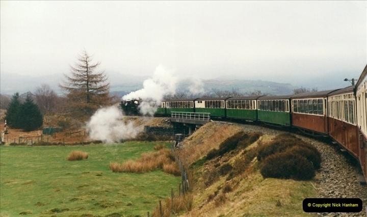 2000-03-12 Ffestinog Railway, North Wales.  (26)161