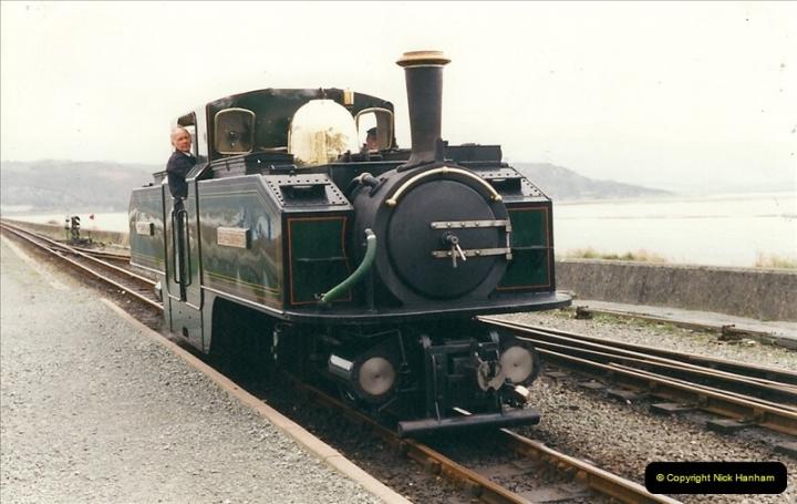 2000-03-12 Ffestinog Railway, North Wales.  (3)138