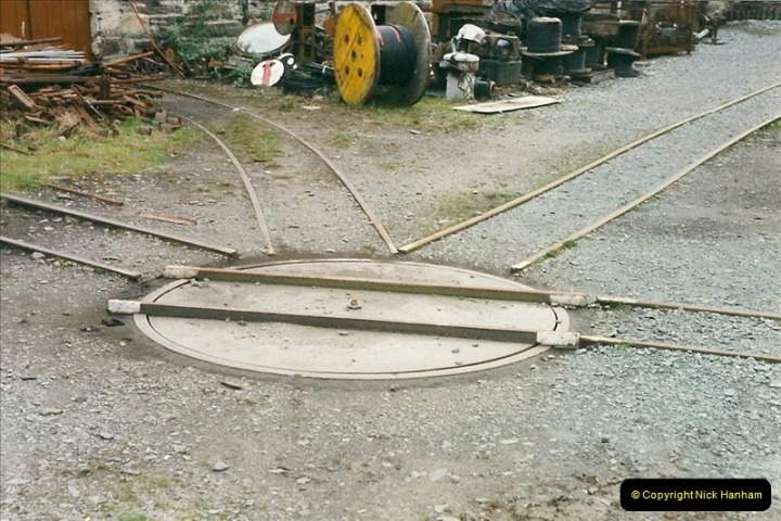 2000-03-12 Ffestinog Railway, North Wales.  (33)168