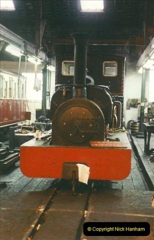 2000-03-12 Ffestinog Railway, North Wales.  (35)170