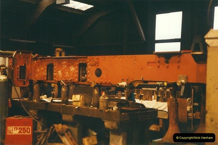 2000-03-12 Ffestinog Railway, North Wales.  (42)177