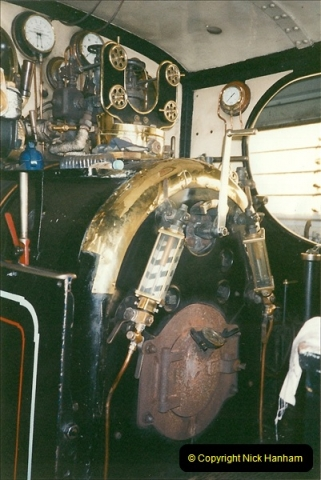 2000-03-12 Ffestinog Railway, North Wales.  (44)179