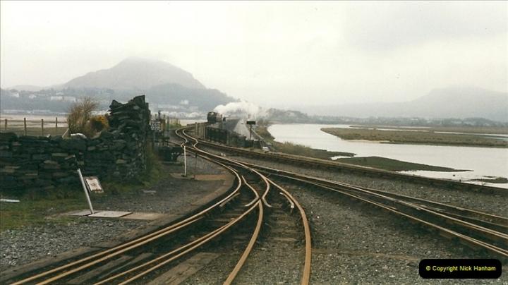 2000-03-12 Ffestinog Railway, North Wales.  (47)182