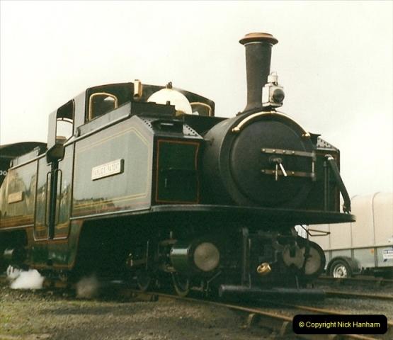 2000-03-12 Ffestinog Railway, North Wales.  (51)186