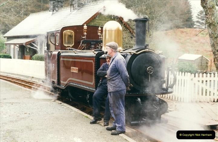 2000-03-12 Ffestinog Railway, North Wales.  (9)144