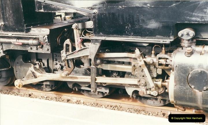 2000-03-12 Welsh Highland Railway, North Wales.  (10)196