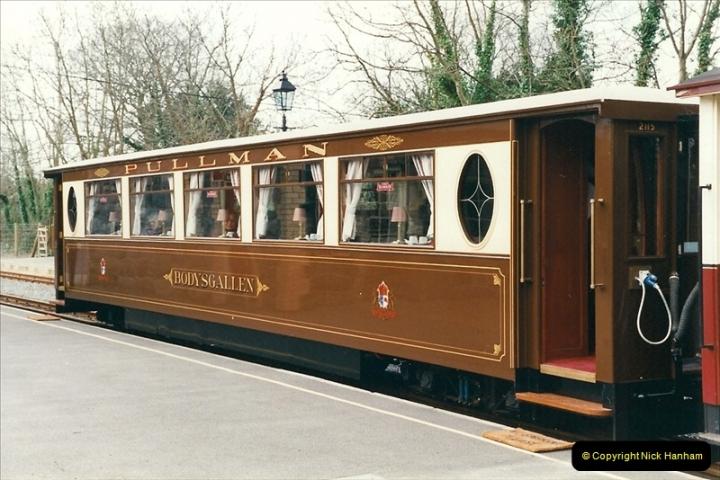 2000-03-12 Welsh Highland Railway, North Wales.  (11)197