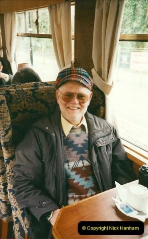 2000-03-12 Welsh Highland Railway, North Wales.  (12)198
