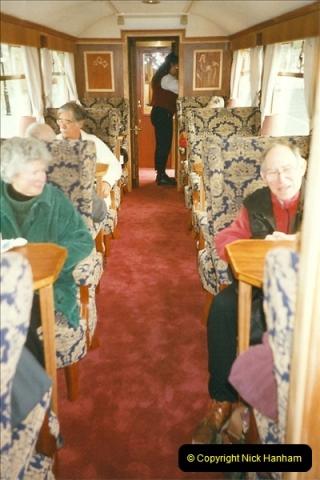 2000-03-12 Welsh Highland Railway, North Wales.  (13)199