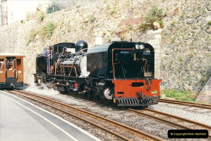 2000-03-12 Welsh Highland Railway, North Wales.  (15)201