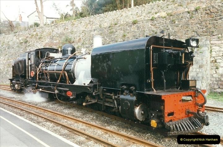 2000-03-12 Welsh Highland Railway, North Wales.  (16)202