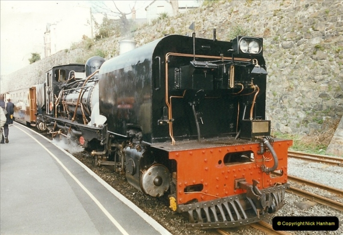 2000-03-12 Welsh Highland Railway, North Wales.  (20)206