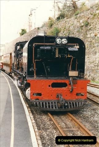 2000-03-12 Welsh Highland Railway, North Wales.  (21)207