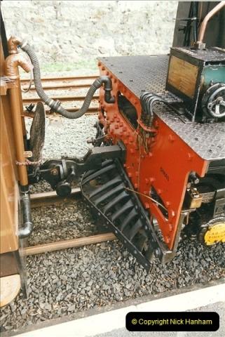 2000-03-12 Welsh Highland Railway, North Wales.  (22)208